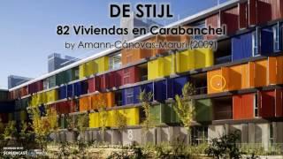 Cubism & De Stijl Influnced Buildings