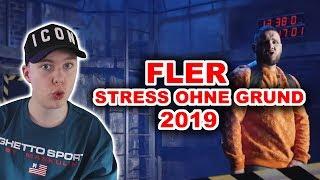 FLER    STRESS OHNE GRUND 2019  [ Official Video ] REACTIONANALYSE