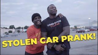 STOLEN CAR PRANK! (He got MAD) | Tyreek Hill Vlog