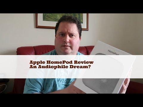 Apple HomePod Review – Audiophile Dream Speaker?