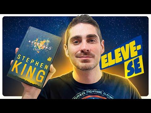 SOBE OU DESCE? | Ascensão de Stephen King (sem spoilers)