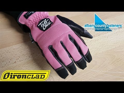 Ironclad Tuff Chix Women's Work Gloves   Overview