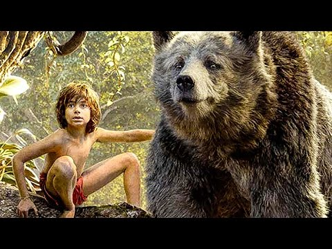 The Jungle Book ALL Trailer & Clips (2016) Disney Live-Action Movie HD