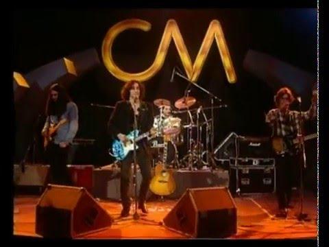 Javier Calamaro video Dame el fuego - CM Vivo 1999