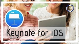 How To use Keynote - Complete Beginners Tutorial on iPad 2019