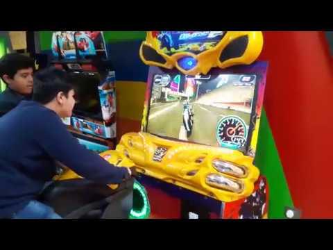 Super Bike 2 Arcade Game Machine
