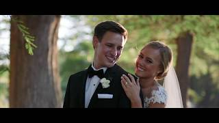 Bryce & Emily's Camp Waldemar Wedding  Film