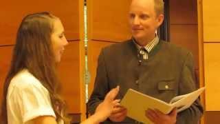 preview picture of video 'Großrußbach | Bildungshaus | NNMS Stronsdorf | Das Streichquardett'