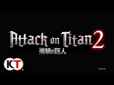 Attack on Titan 2 - Announcement Trailer thumbnail