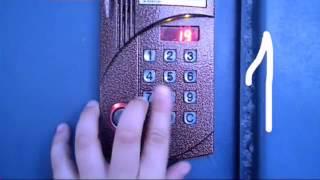 Коды на домофон CYFRAL CCD-20 (взлом)