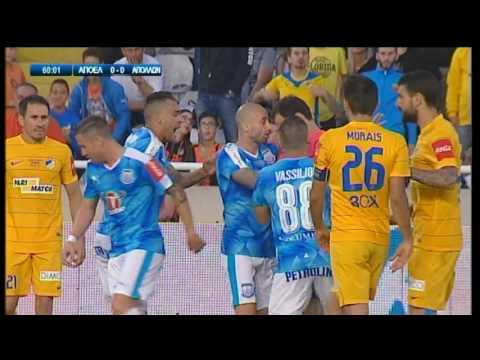 ΒΙΝΤΕΟ: ΑΠΟΕΛ 0-1 ΑΠΟΛΛΩΝ | Στιγμιότυπα τελικού κυπέλλου