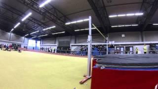 Hreinn Heiðar - MÍ inni 2014 - Hástökk 1,91m (PB)