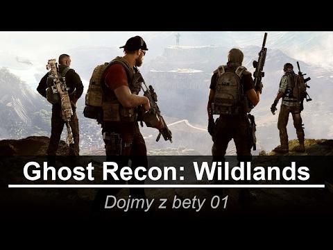 První dojmy (sestřih) z bety Tom Clancy's Ghost Recon: Wildlands