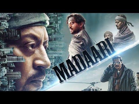 MADAARI Full Hindi Movie   Cinekorn Movies 2020   Irrfan Khan, Jimmy Shergill