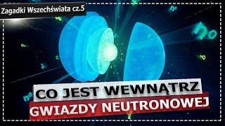 Co jest wewnątrz gwiazdy neutronowej?