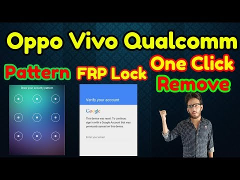 One Click To Remove Oppo Vivo Qualcomm Pattern Pin Pass And FRP - Музыка  для Машины