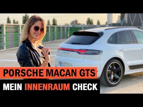 Porsche Macan GTS (2020) - Mein Innenraum Check ✔️ Review | Test | Infotainment | Interieur | POV