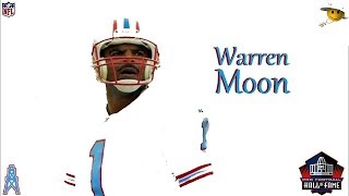 Warren Moon (Greatest Black Quarterback Ever) NFL Legends