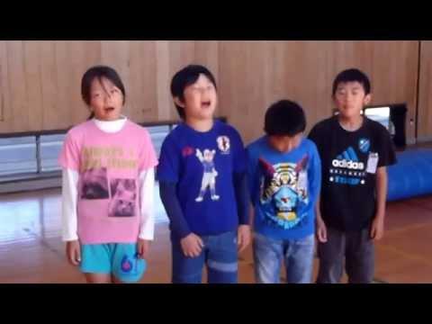 城里町立桂小学校3年1組