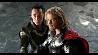 Superheroes || Thor and Loki - Brothers Under the Sun