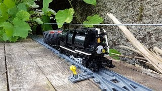 Lego RC Train Moc: Southern Pacific 0-6-0t 966