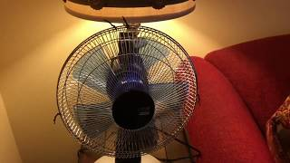 Rowenta Turbo Silence Extreme Table Fan.