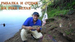 Рыболовные места в башкирии карта