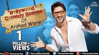 Arshad Warsi  Best Comedy Scenes  Bollywood Comedy Scenes Jukebox