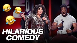 Best Of The Champions Comedians - America's Got Talent: The Champions thumbnail