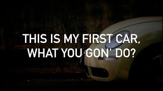 GOAT, Jack & Conor Maynard - First Car (with lyrics)