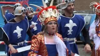 Carnaval 2017 - Optocht Maoneblusserslaand (Waspik)
