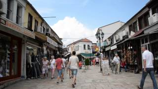 アキーラさん散策②旧ユーゴ・マケドニア・スコピエ・オールドバジャールOld-Bazaar,Skopje,Macedonia