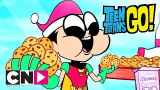 Haideți tineri titani! | SOS Sania | Cartoon Network