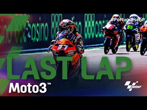 やっぱりラストラップが面白いMoto3 2021 第3戦ポルトガルGP ラストラップ動画