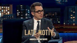 LATE MOTIV - Berto Romero. El Idioma De Los Elfos | #LateMotiv554