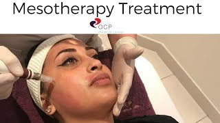 Mesotherapy Treatment In Dubai - OCP Medical Center
