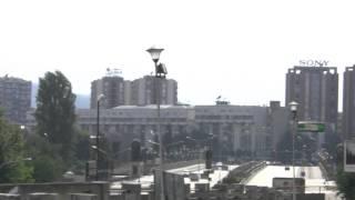 アキーラさん散策③旧ユーゴスラビア・マケドニア・スコピエの城塞周辺,Citadel・Skopje,Macedonia