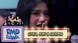 TRIO! Ghea Youbi, Kiki Asiska Dan Delima KDI [KARENA SU SAYANG] - DMD Tawa (24/10)