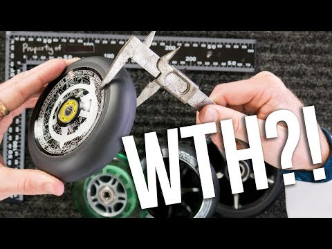 Scooter Wheel Sizes Explained!! │ The Vault Pro Scooters