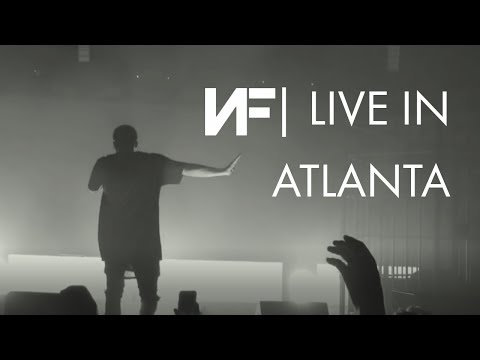 NF - NO NAME LIVE Atlanta Spring 2018