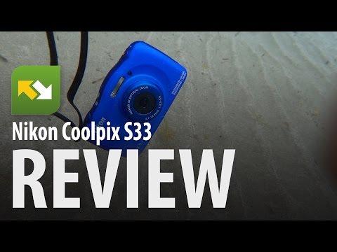 Review : Nikon Coolpix S33
