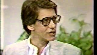 David Cronnenberg : Lifetime Interview 1986 (The Fly)