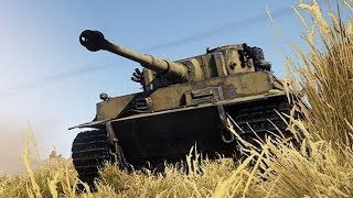 """""""Симуляторный танковый режим"""" - War Thunder. Обучение, часть 19"""