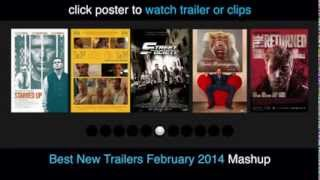 movies released in February and March 2014