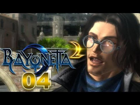 BAYONETTA 2 - Gameplay Walkthrough Part 2 - Remembrance of