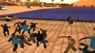 Crips vs Coronos & Vagos | Premium Game | 1080