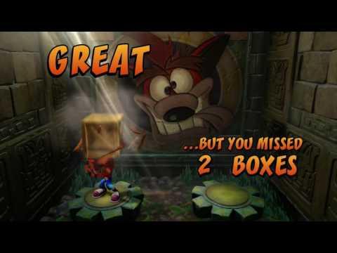Видео № 0 из игры Crash Bandicoot N. Sane Trilogy (Б/У) [PS4]