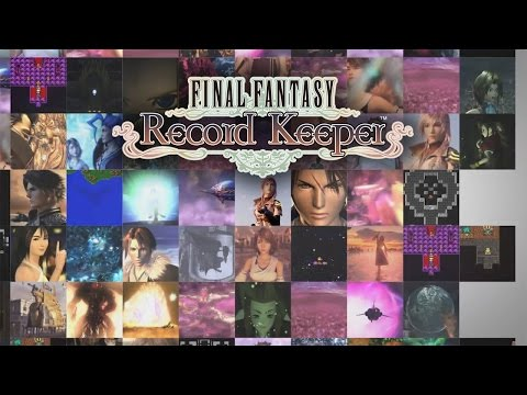 Final Fantasy Record Keeper Heading West