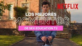 Los MEJORES MOMENTOS de SEX EDUCATION T2 Trailer