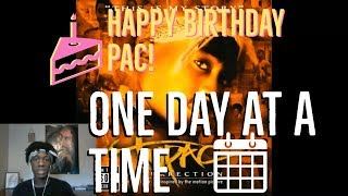 2Pac - One Day At A Time ft. Eminem Reaction [2Pac Pre-Birthday Celebration - Day 1]